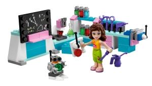 Mädchen im Visier: Lego lacht sich immer neue Zielgruppen an.