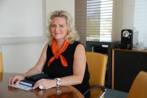 Zufrieden: Hapimag-Chefin Marisabel Spitz sieht ihr Unternehmen gut aufgestellt.