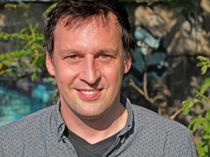 Jean Zuber, Geschäftsführer Swiss Music Export. (Pressebild)