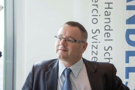 «Enorme Möglichkeiten»: Swico-Präsident Andreas Knöpfli zu den Chancen für den Schweizer Handel durch die Digitalisierung. (Pressebild)