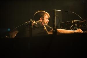 Tastenmagier: Nils Frahm fasziniert bei seinem Auftritt am Montreux Jazz Festival. (Foto: Lionel Flusin)