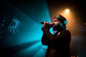 Satter Reggae von Protoje & The Indiggnation. (Foto: Marc Ducrest)