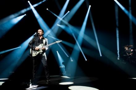 Muse au Montreux Jazz Festival