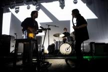 Überragendes Konzert von Fleet Foxes am Montreux Jazz Festival 2017. (Bild Lionel Flusin)