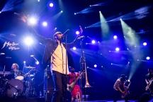 ...Trombone Shorty aus New Orleans. (Bilder Lionel Flusin)
